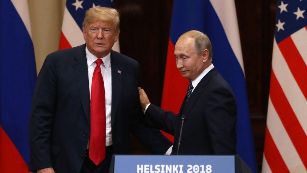 Wichtige Republikaner gehen auf Distanz zu Donald Trump