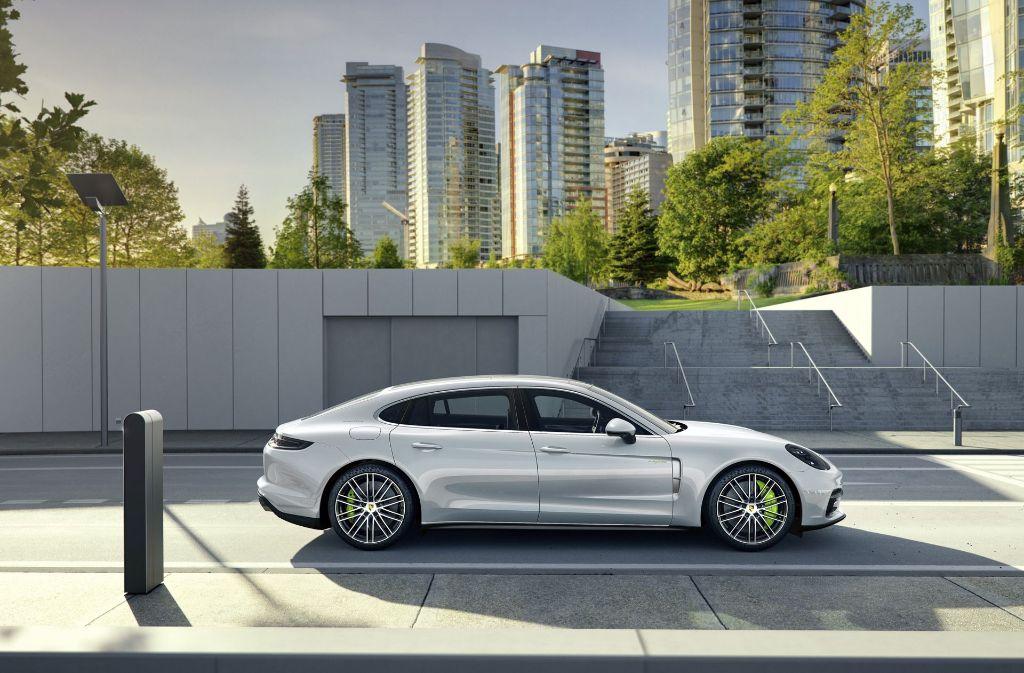Der verlängerte Porsche ist vor allem in China und den USA beliebt. Foto: Porsche