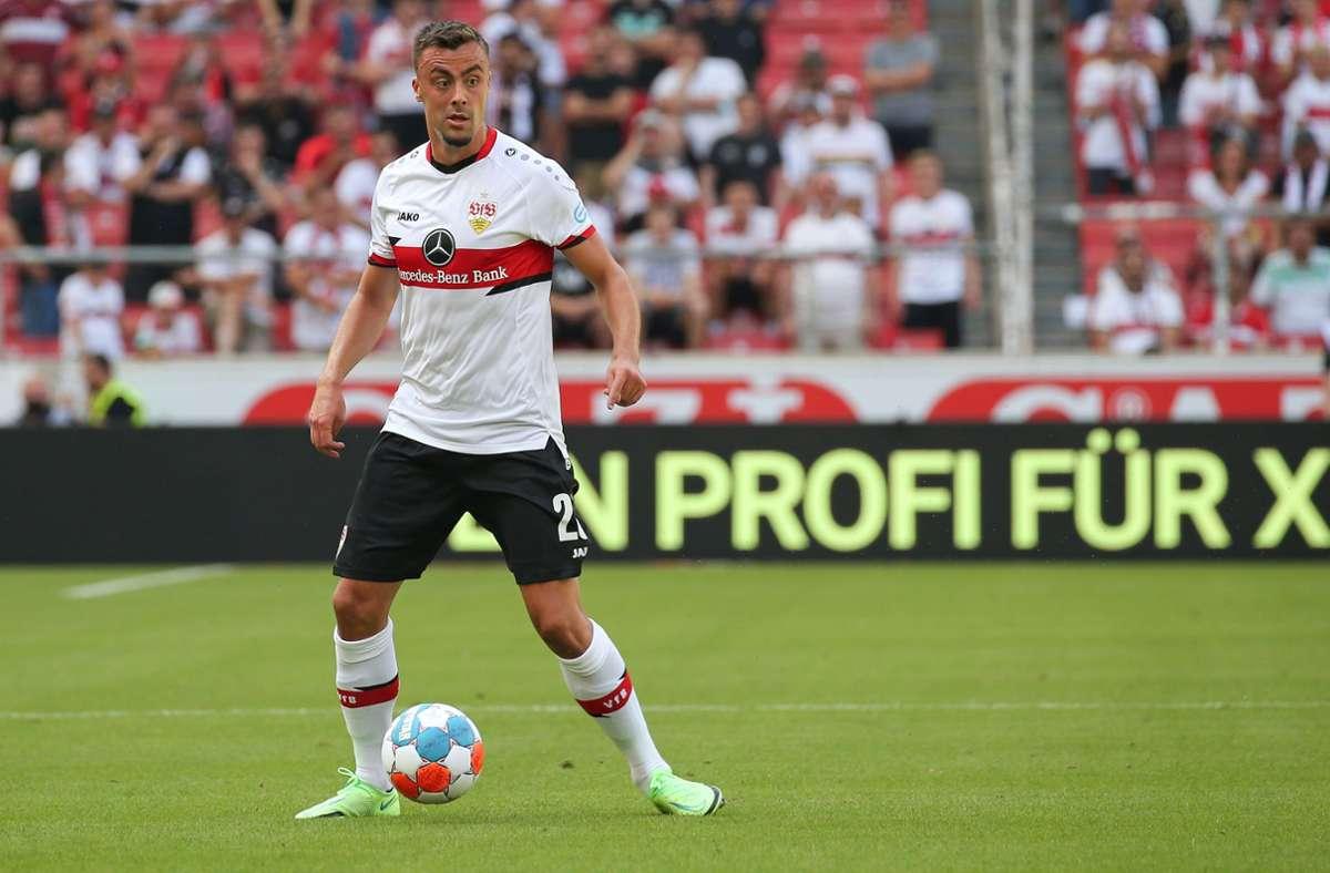 Philipp Förster fehlt bis auf Weiteres. Foto: Pressefoto Baumann/Alexander Keppler