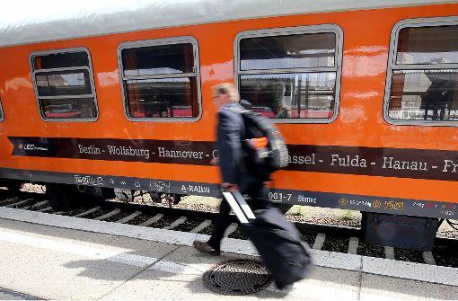 Wieder Ärger mit der Deutschen Bahn