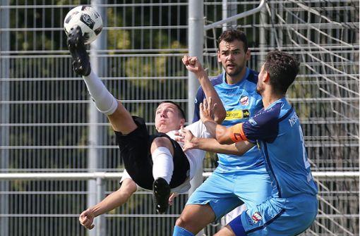 19-jähriges Sturmtalent wechselt zu den Stuttgarter Kickers