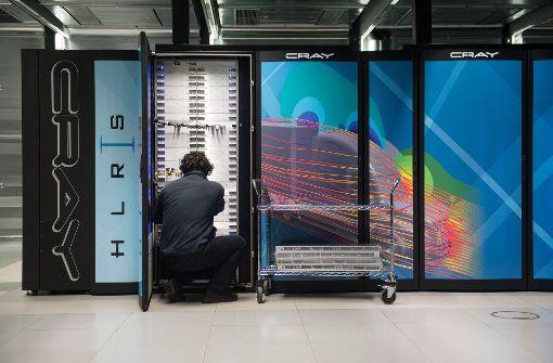 Eine halbe Milliarde Euro für Supercomputer