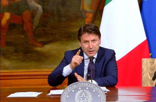 Italiener in Deutschland bitten um Maßhalten in der Debatte