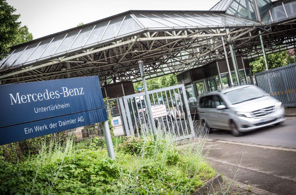 Das Daimler-Motorenwerk  in Untertürkheim steht alleine  schon durch die E-Mobilität in den kommenden Jahren vor einem Umbruch. Foto: Lichtgut/Julian Rettig