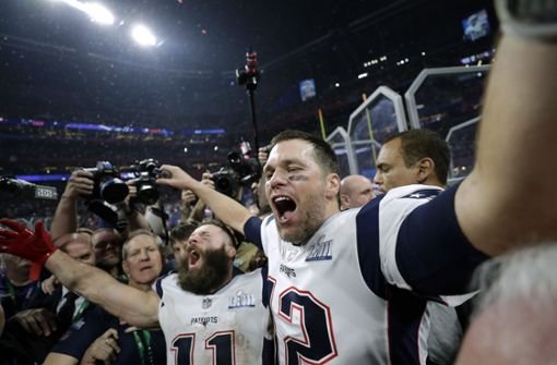 Auch für Tom Brady gilt: Das Team zählt mehr als der Einzelne