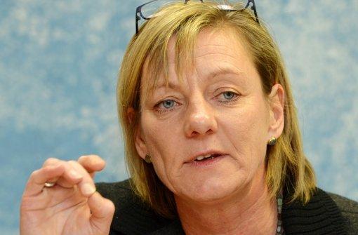 Grünen-Fraktionschefin Edith Sitzmann fordert Prioritäten bei den  Schulreformen. Foto: dpa