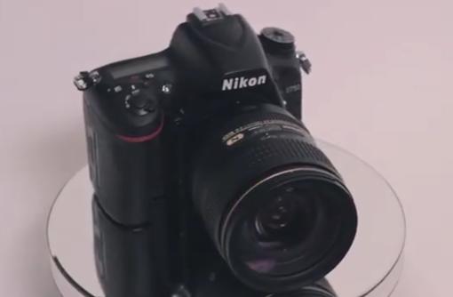 Nikon D750 - Videoansicht