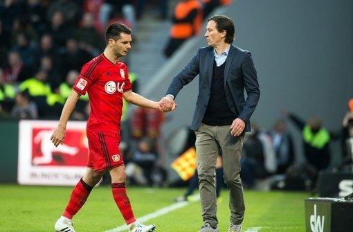 Spahic bei Leverkusen vor Rauswurf