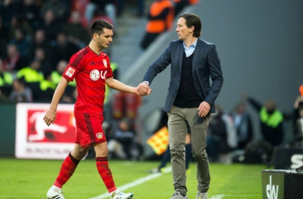 Emir Spahic könnte sein letztes Spiel für Leverkusen absolviert haben. Foto: dpa