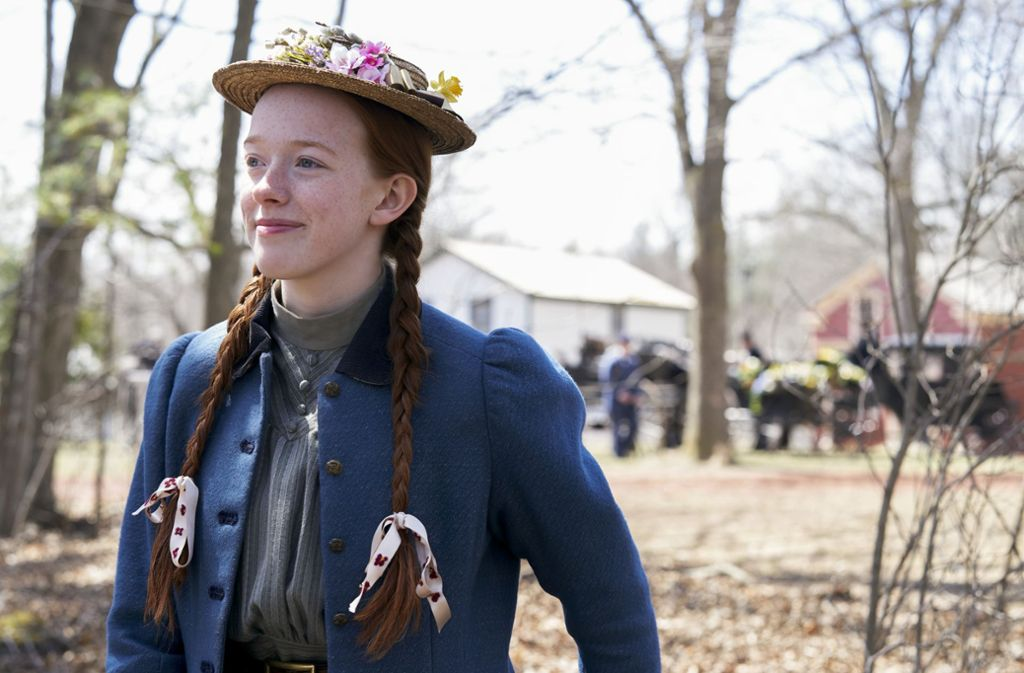 """Tolle Serie für ältere Kinder: """"Anne with an E"""" basiert auf dem Roman """"Anne von Green Gables"""". Foto: Ken Woroner/Netflix/Ken Woroner/Netflix"""