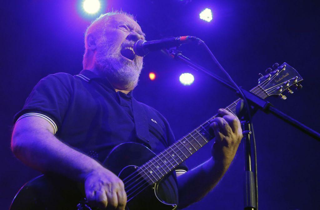 Pete Shelley, Frontmann der Band Buzzcocks, ist gestorben. Foto: AP