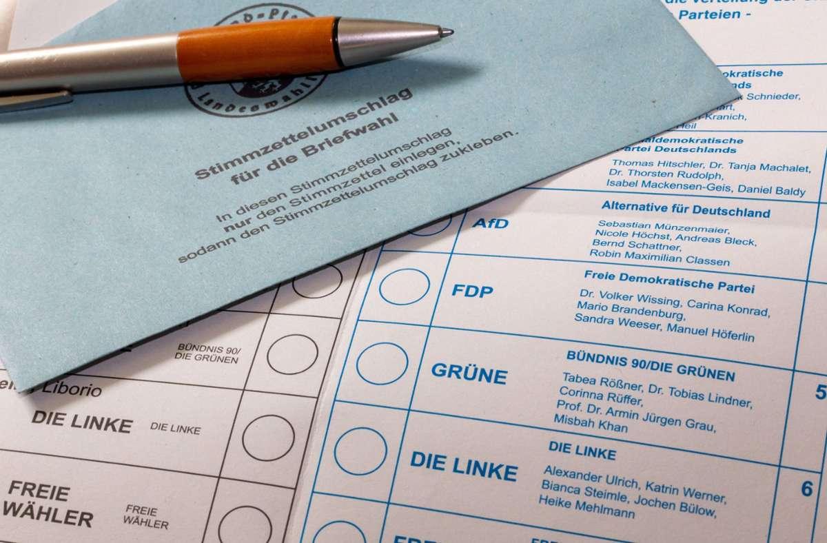 Der Einfluss von Umfrageergebnissen auf die Wahlentscheidung ist offenbar gering (Symbolbild). Foto: imago images/U. J. Alexander