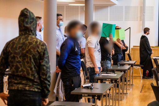 Freiburger Landgericht verkündet mehrjährige Haftstrafen