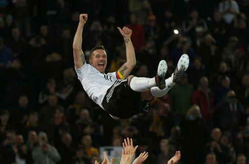 Warum Lukas Podolski der richtige für Olympia ist