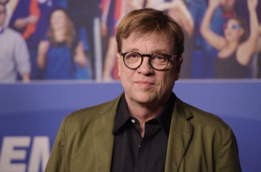 Bela Rethy kommentiert bei der Fußball-EM für das ZDF. Foto: dpa