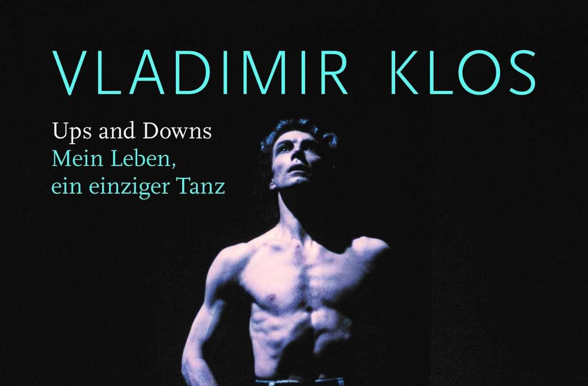 Die Autobiografie von Vladimir Klos erscheint am 1. Juli im Henschel-Verlag. Foto: Cover/Verlag