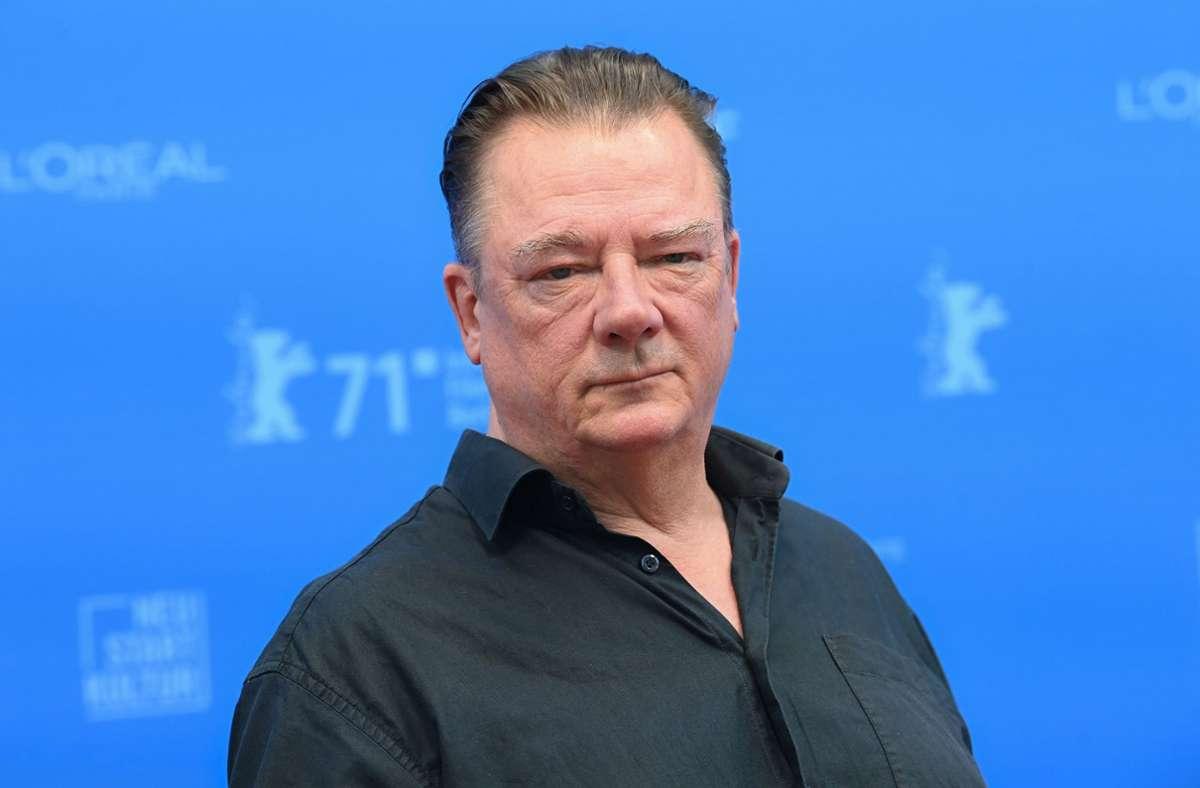 Der Schauspieler Peter Kurth Foto: dpa/Jens Kalaene
