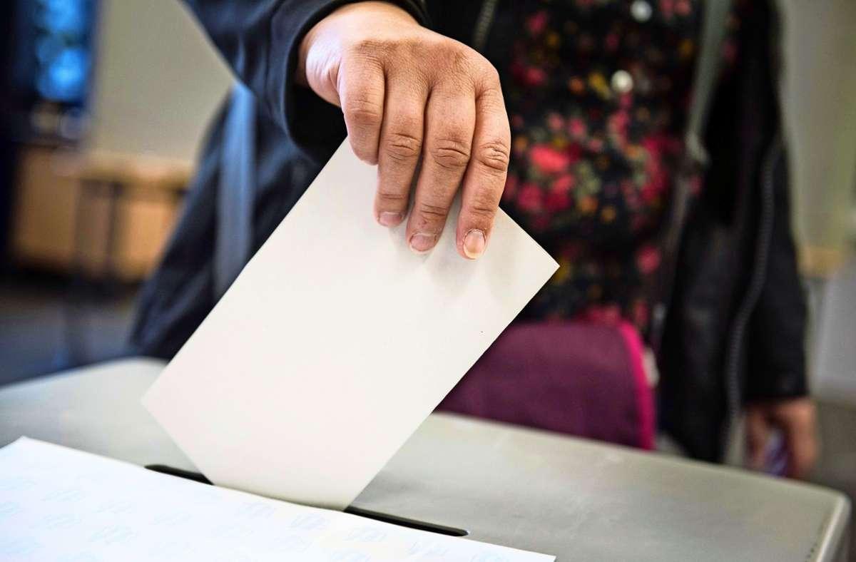 Die Bürgerinnen und Bürger sind wieder gefragt: Wer soll in den Bundestag einziehen? Foto: Lichtgut/Max Kovalenko