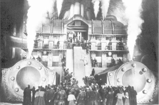 Flaggschiff des deutschen Kinos