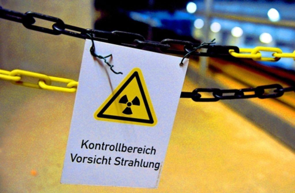 Die Atomendlagerfrage ist ein Politikum in Niedersachsen. Foto: dpa