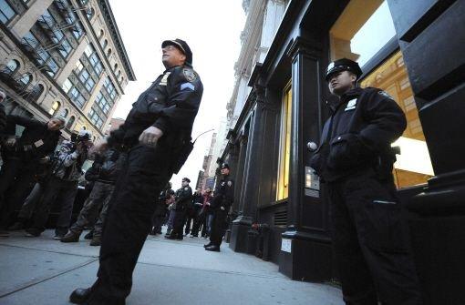 US-Polizei geht Terrorhinweisen nach