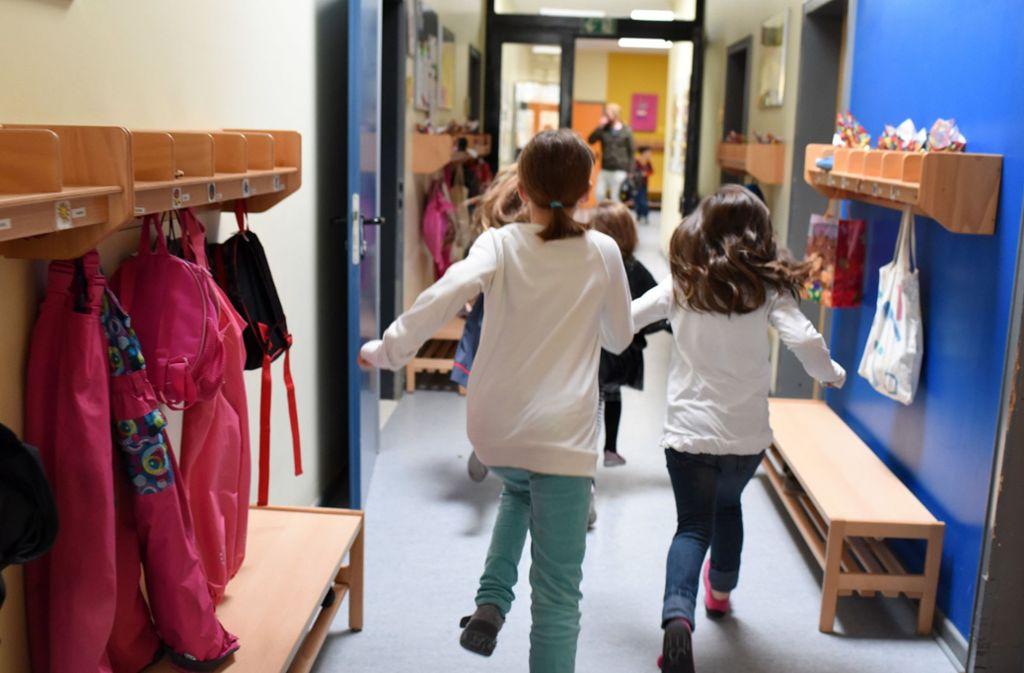 Die Einschulungsuntersuchung findet im vorletzten Kindergartenjahr statt. Foto: dpa