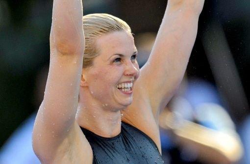 Ausnahmeschwimmerin beendet Karriere