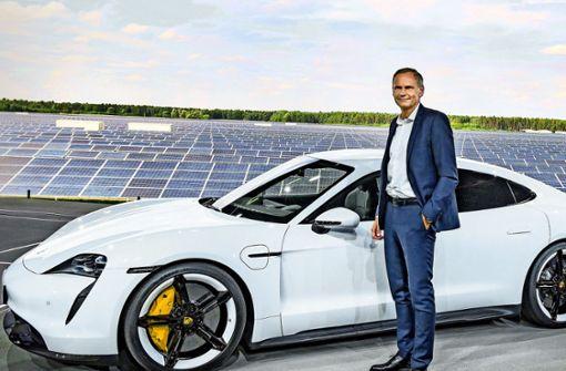 Porsche unter Strom: Bisher größter Werksausbau in Zuffenhausen