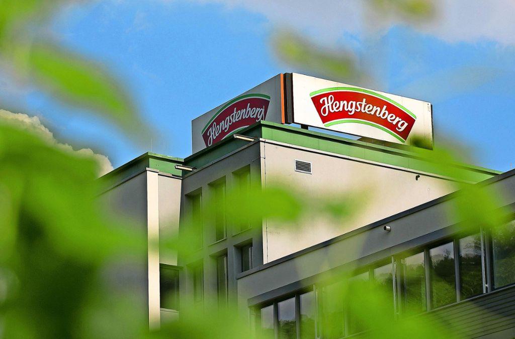 Hengstenberg setzt auch in Zukunft auf die Produktion in Deutschland. Foto: