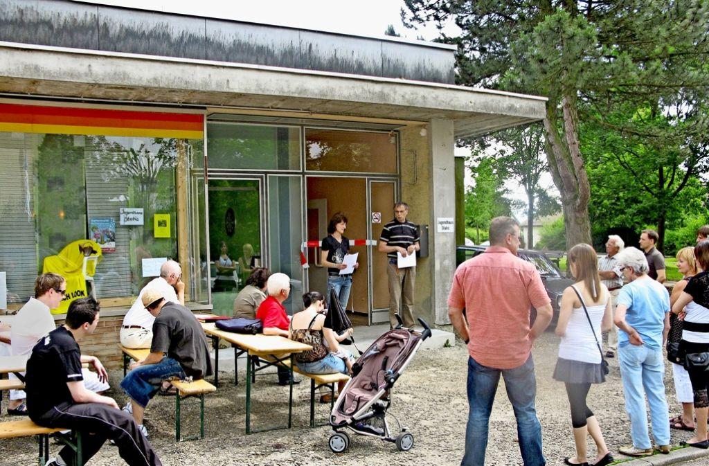 2010 war das Jugendhaus Static    am Sonnenberg von Altbürgermeister Reiner Ruf eröffnet worden, zwei Jahre später wurde es mangels Auslastung geschlossen. Foto: Gemeinde Rechberghausen