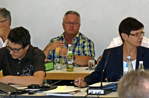 Oberbürgermeisterin tauscht Referenten aus