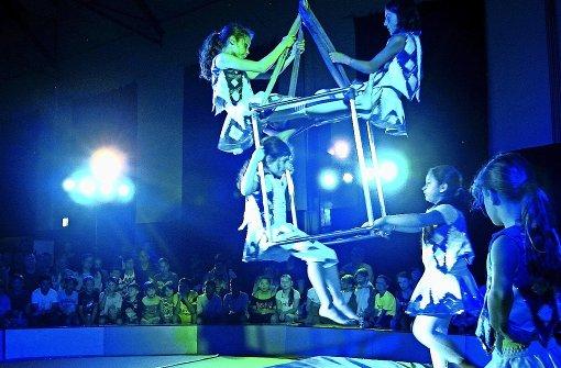 Eine Schule macht Zirkus, ein Zirkus macht Schule