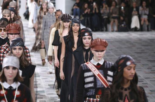 Dior und Saint Laurent stellen Herbst- und Winterkollektion vor