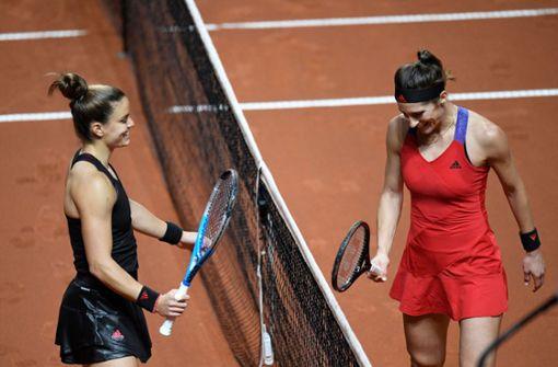Die besten Bilder vom Tennis-Event in Stuttgart