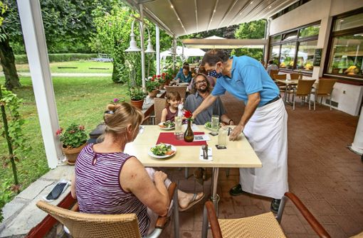Sommer beflügelt viele Gastronomen
