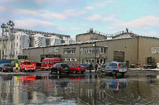 Die Biogasanlage  der Firma Betz Entsorgung ist 2007 in  Betrieb gegangen und wurde vom Umweltschutzamt des Kreises regelmäßig  kontrolliert. Foto: Joachim Baier
