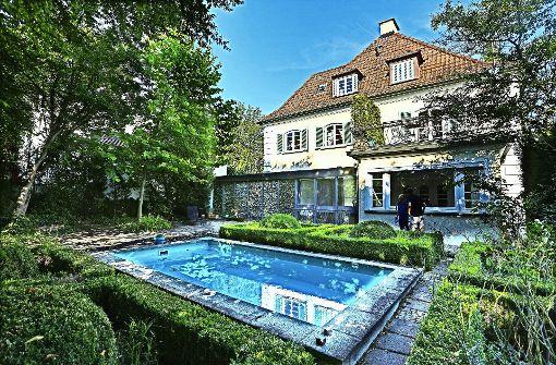 Eine Villa von luxuriöser Großzügigkeit