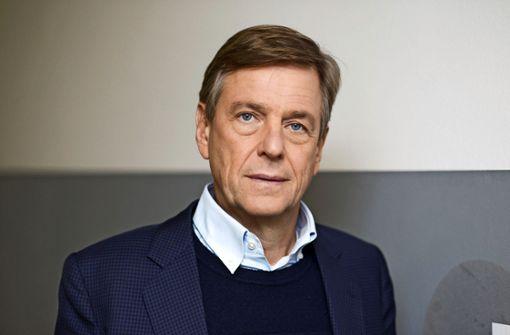 Claus Kleber geht in Rente