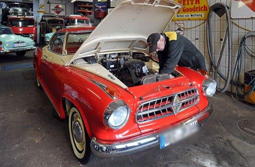 Automarke Borgward kommt zurück