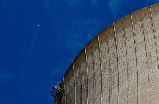 Landet Kernkraft-Bauschutt in Bad Friedrichshall?
