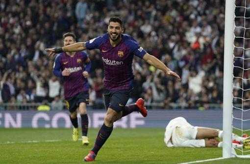FC Barcelona demütigt Real Madrid und steht im Finale