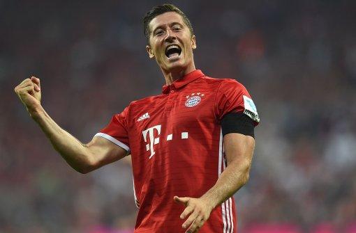 """Ancelotti nennt Lewandowski """"fantastisch"""""""