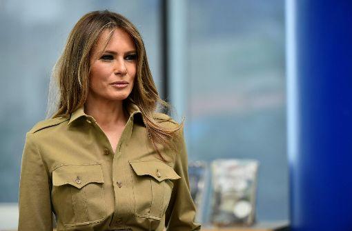 Melania Trump und die Mode