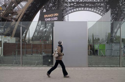 Kein Vertrauen in Macron