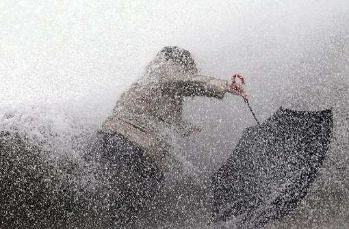 Ein Dutzend Menschen kommt ums Leben - Hochwasser in Venedig