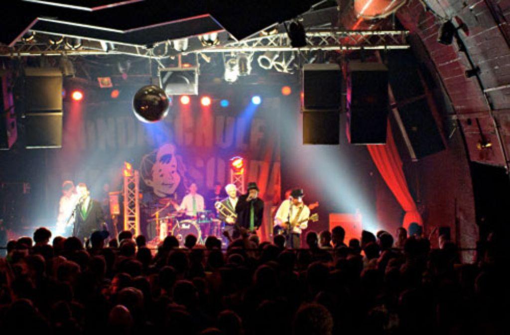 Der renommierte Club Röhre wird nach 25 Jahren geschlossen. Foto: dpa
