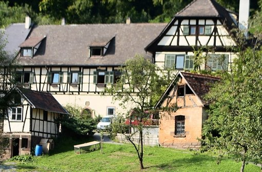 Das Seehaus in Leonberg. Foto: factum/Archiv