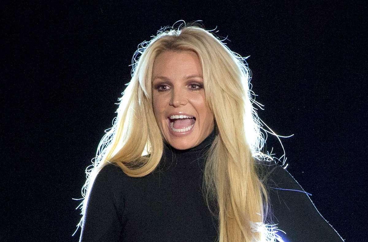 Britney Spears steht seit 2008 unter der Vormundschaft ihres Vaters. Foto: dpa/Steve Marcus