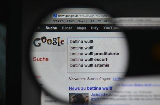 Bettina Wulff hat kaum eine Chance