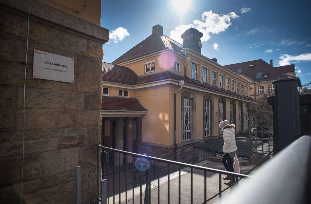 Die Schickhardt-Gemeinschaftsschule im Stuttgarter Süden soll als erste Gemeinschaftsschule in Stuttgart eine gymnasiale Oberstufe erhalten. Foto: Lichtgut/MaxKovalenko